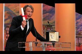 Mads Mikkelsen, prix d'interprétation masculine