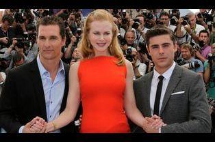 Nicole Kidman, Matthew McConaughey et Zac Efron