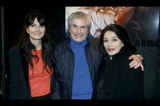 Valérie Perrin, Claude Lelouch, Anouck Aimée