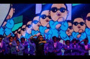 Gangnam style!