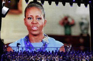 Le message vidéo de Michelle Obama