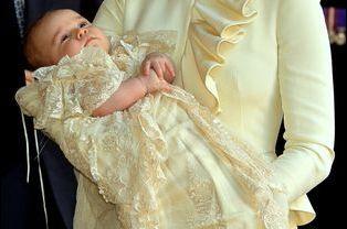 Le prince George, le 23 octobre 2013