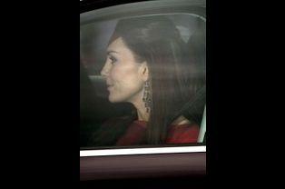 La duchesse de Cambridge, née Kate Middleton