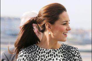 Kate née Middleton à Margate, le 11 mars 2015
