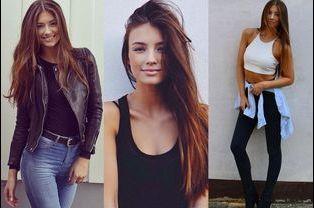 Lorena Rape, 20 ans, le jeune mannequin à suivre