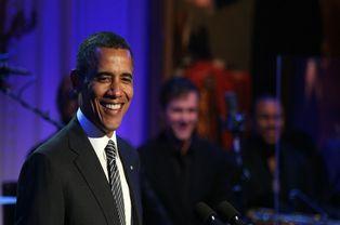 Le sourire d'Obama