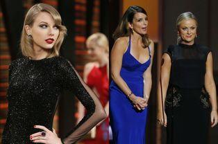 Taylor Swift, Tina Fey et Amy Poelher