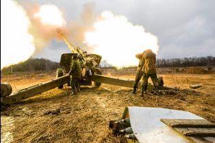 La guerre fait rage en Ukraine