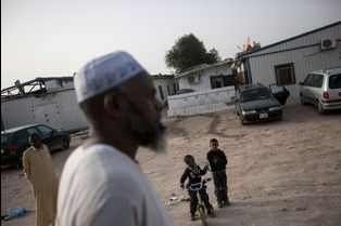 Tawerghas: les parias de la Nouvelle Libye. Par Narciso Contreras