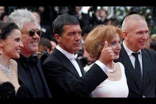 Cannes : la montée des marches de jeudi