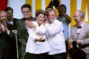 Dilma Rousseff, réélue de justesse