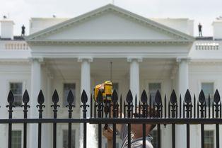 Des piques pour assurer la sécurité d'Obama