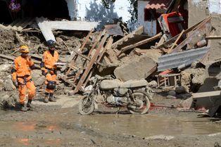 Glissement de terrain tragique en Colombie