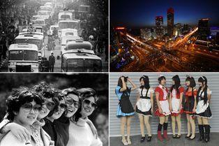 L'impressionnante évolution de la Chine