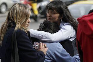 """Un """"acte terroriste"""" dans le métro chilien"""