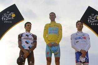 Tour de France. Deux Français sur le podium
