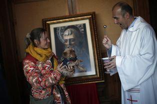 A la Saint Antoine, les bénédictions pour tous
