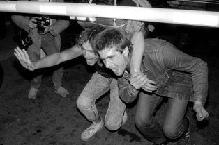 """25 ans après, la chute du """"rideau de fer"""""""