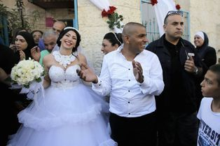 Un mariage mixte sous haute tension en Israël
