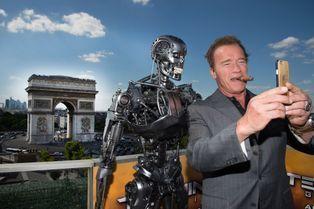 Schwarzy, un Terminator à Paris