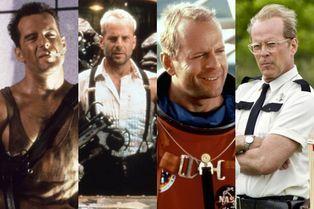 15 films qui ont marqué la carrière de Bruce Willis