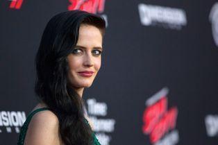 """Eva Green, envoutante pour """"Sin City 2"""""""
