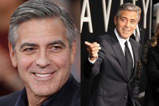 Georges Clooney élu l'homme mûr le plus sexy du monde