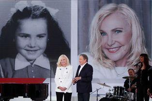 Michèle Torr déroule 50 ans de carrière chez Drucker