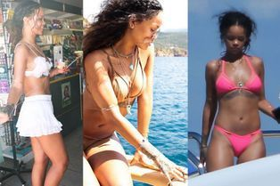 Rihanna: vacances méditerranéennes à bord de son yacht