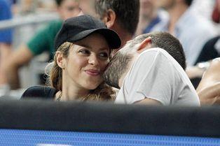 Shakira: toujours aussi amoureuse