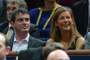 Complices pour applaudir Novak Djokovic