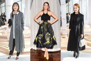 Radieuses à la Fashion Week de New-York