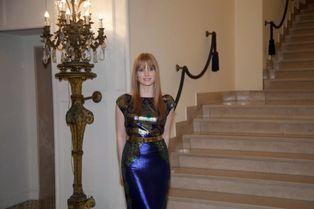 Jessica Chastain, reine d'Ischia