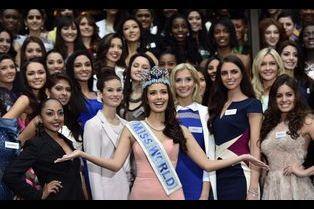 Qui sera Miss Monde 2014?