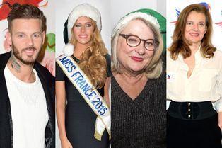 Les célébrités prêtent main forte aux Pères Noël verts
