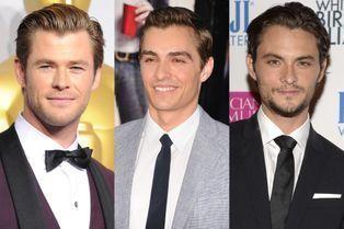 Votez pour l'acteur le plus sexy de l'année