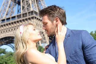 """""""Amour, gloire et beauté"""" en tournage à Paris"""