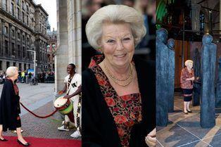 Beatrix dialogue avec l'art africain