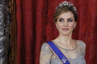 Letizia en Majesté