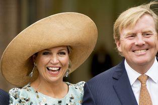Maxima rayonne pour le bicentenaire des Pays-Bas