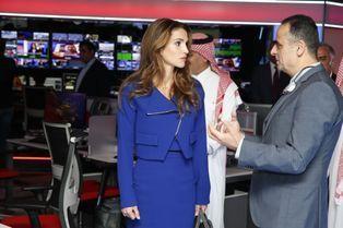Rania, une reine aux Emirats