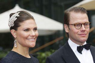 Sortie glamour pour Victoria et Daniel de Suède