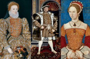 Trois rois, deux reines, qui étaient les Tudors?