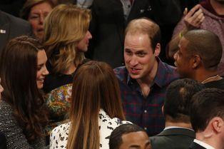 Les Cambridge avec Beyonce et Jay Z
