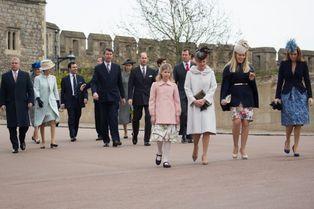 Pâques royales à Windsor
