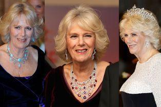 Camilla, une duchesse somptueusement parée