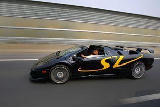 Ils ont fabriqué une Lamborghini Diablo dans leur garage