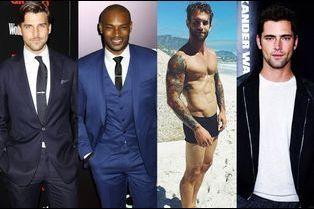 Votez pour les plus beaux mannequins hommes
