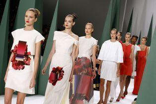 Carolina Herrera. Vent de fraicheur sur la Fashion Week