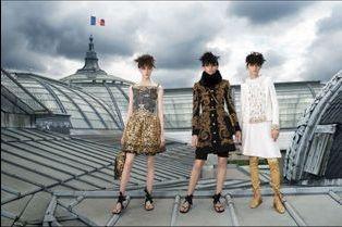 Tenues royales au Grand Palais